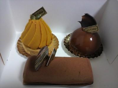 20091023ケーキ
