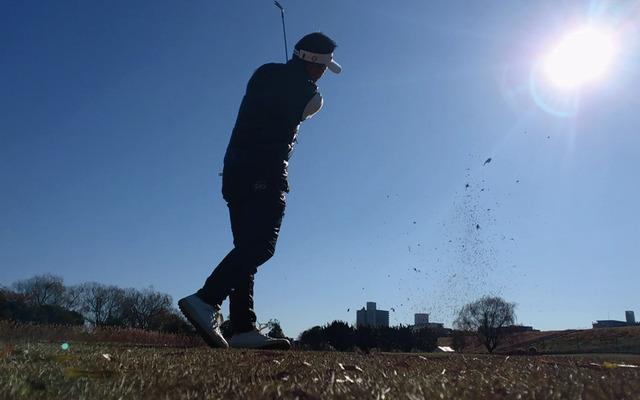赤羽でお正月ゴルフ