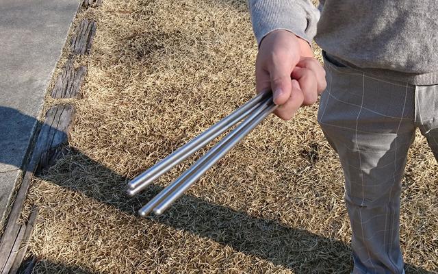 ゴルフの打順を決めるドロー棒