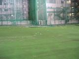 公和ゴルフセンターのグリーン