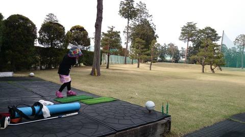芦刈ゴルフコース (2)