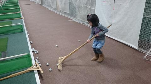 子供に学ぶゴルフスイング習得方法 (3)