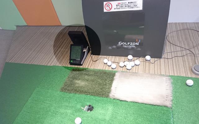 GC2を使ってゴルフボール計測比較