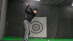 フジクラ・ゴルフクラブ相談室にて