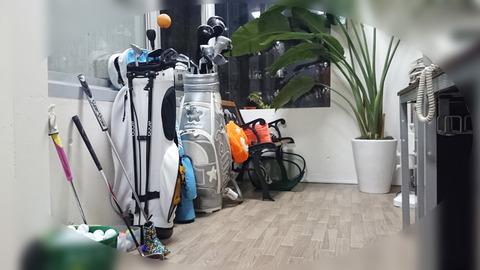 ゴルフ道具たち