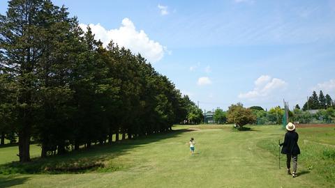 ジュンミニゴルフの風景