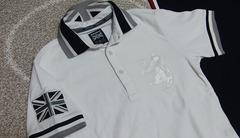Admiralのポロシャツ(白)