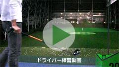 ドライバー練習(向原ゴルフセンター)