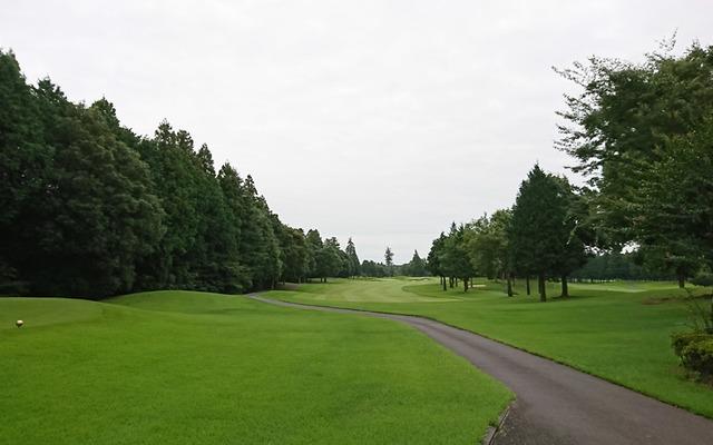 阿見ゴルフクラブでアーリーバード