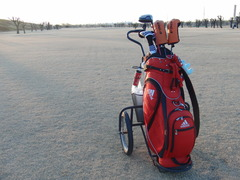 戸田パブリックゴルフコース(2011年2月26日))