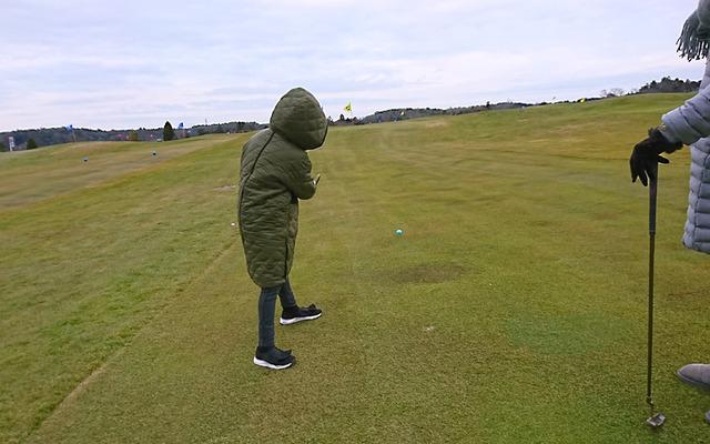 距離感が難しいドイツ村のパターゴルフ