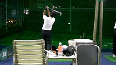 目黒ゴルフ練習場(7I)
