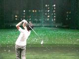 トップゴルフガーデンで練習