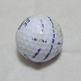 ラウンドで使用したボール