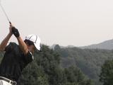イトーピア栃木ゴルフ倶楽部でのスイング(2008/10/05)