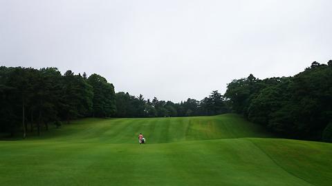 八千代ゴルフクラブ16番ホール