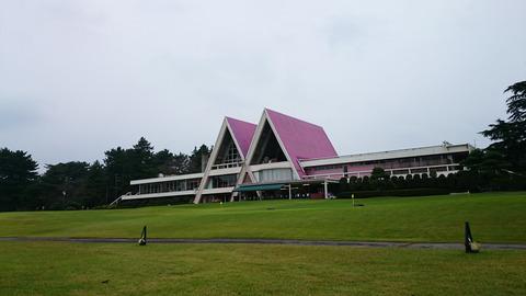 紫CCすみれコースクラブハウス