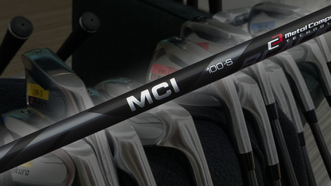 MCI BLACKフジクラの新シャフト