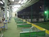 公和ゴルフセンターの2階打席