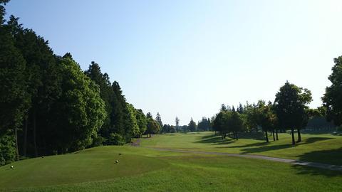阿見ゴルフクラブIN15番