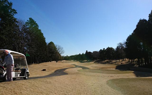 ワンウェイゴルフクラブでゴルフ日和