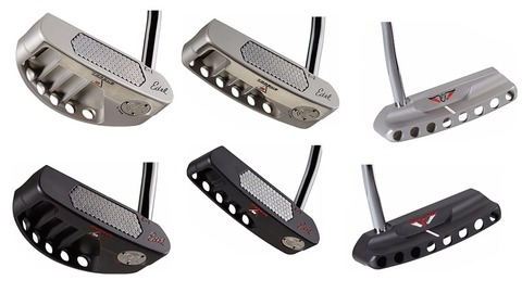 イーデルゴルフのカスタムオーダーパター