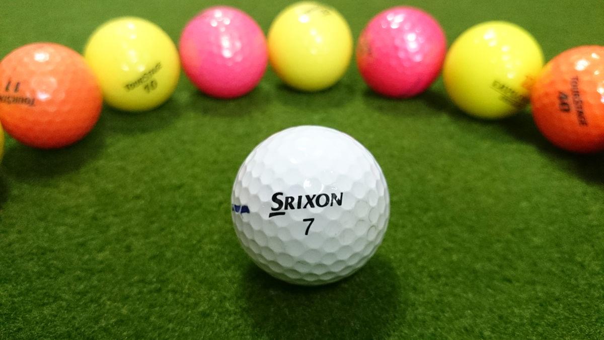 つい軽視しがち!スコアを上げるためのゴルフボールの選び方!