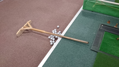 シチズンプラザゴルフ練習場