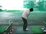 公和ゴルフセンターでアプローチ練習