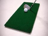 練習用ゴルフマット