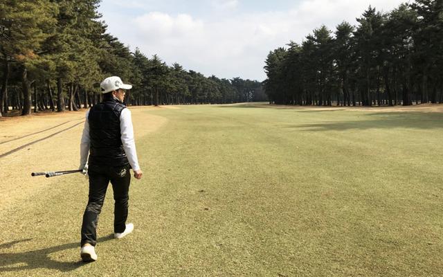 冬ゴルフ行ってきたよ