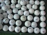 公和ゴルフセンターはコースボール使用
