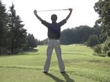 ロックヒルゴルフクラブに向かって