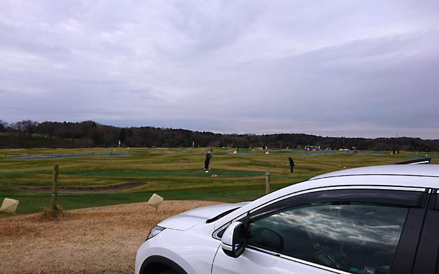 東京ドイツ村の広大なパターゴルフ