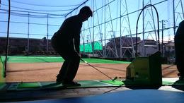 ゴルフスイングの土台作り (3)