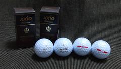 かんぽ生命保険のゴルフボール