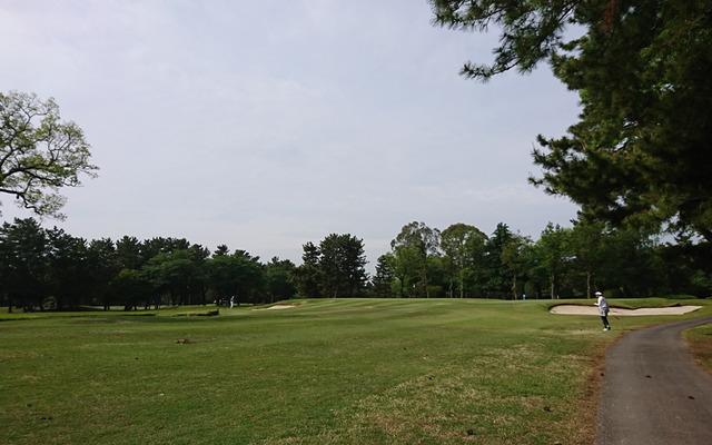春の浦和ゴルフ倶楽部