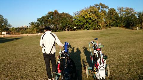 近くに赤羽ゴルフ倶楽部がある