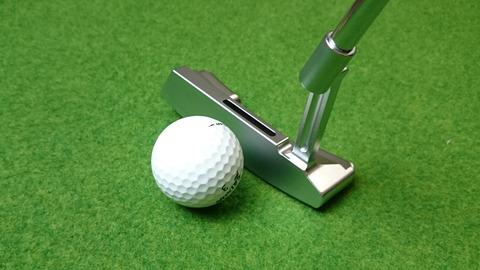 東邦ゴルフSCパターとボール
