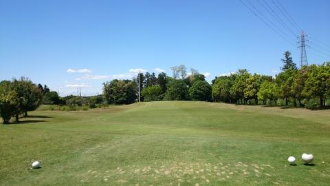 竜ケ崎ショートコースのティグラウンドは天然芝