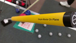 Simpe Master On Plane