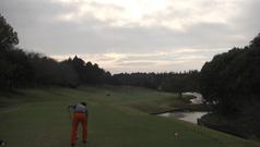 玉造ゴルフ倶楽部若草コース(20091101-3)