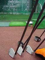 公和ゴルフガーデンの打席