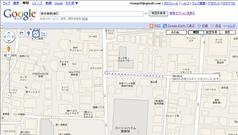 Googleマップ(1)