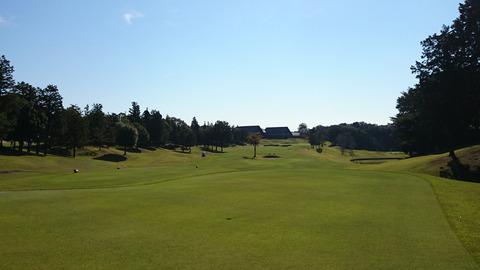 サミットゴルフクラブ18番ホール