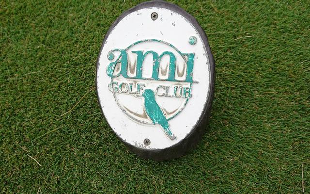 阿見ゴルフクラブのティーマーク