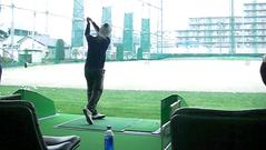 トップゴルフガーデンにて