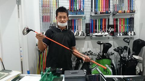 チップゴルフの高松さん