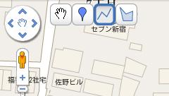 Googleマップ(2)