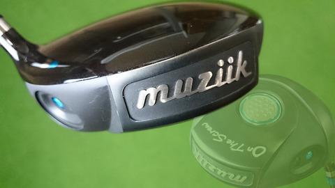 ムジークのブランドロゴ